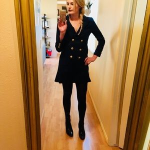 Balmain coat blazer dress